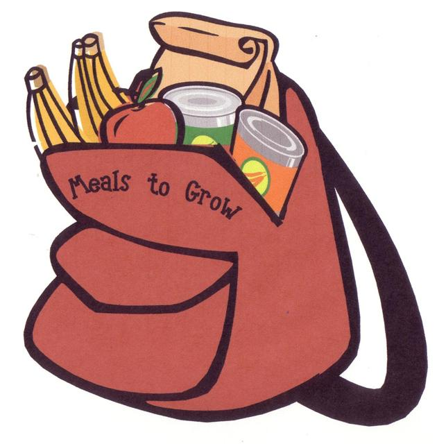 Bookbag clipart vector. Backpack with food