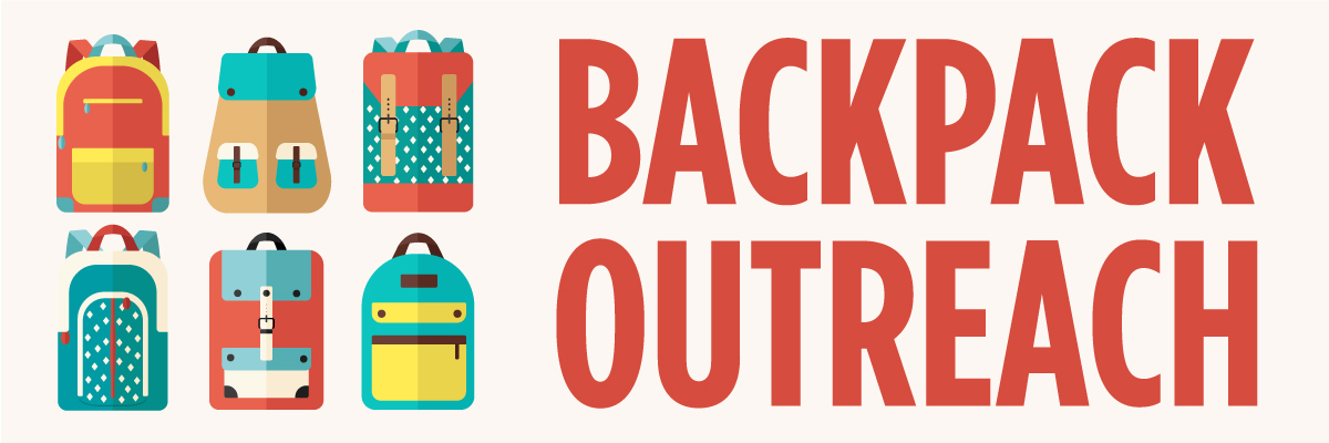 Tysons outreach mclean bible. Backpack clipart giveaway