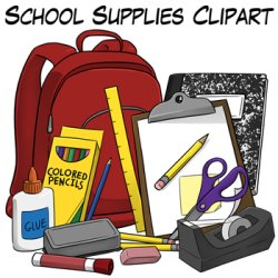 Backpack clipart giveaway. The th annual school