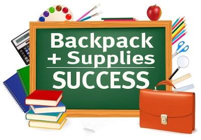 Worlds biggest give away. Backpack clipart giveaway