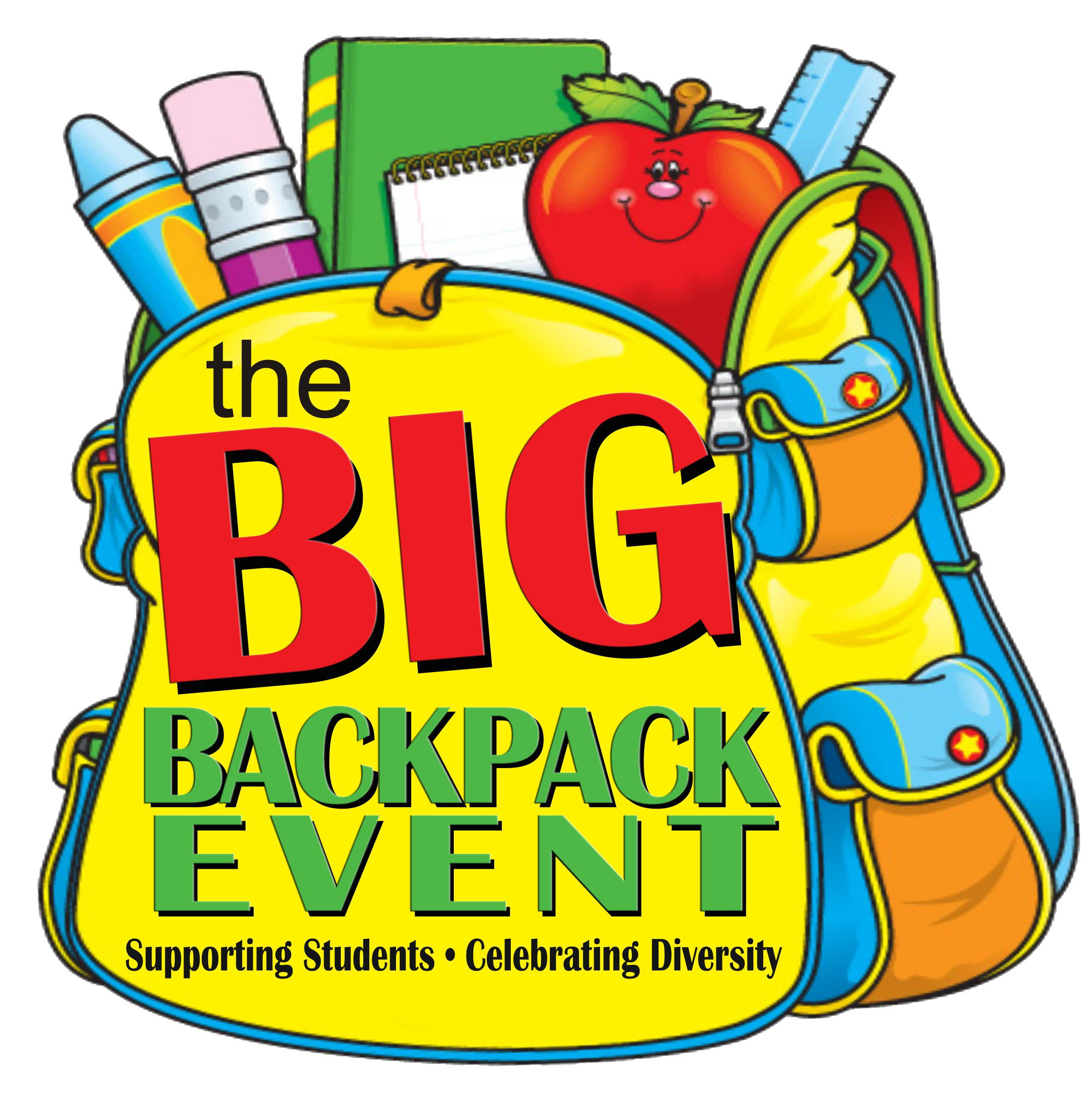 Backpack clipart giveaway. The big capestyle magazine