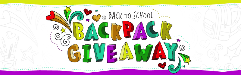 Annual bethel redding this. Backpack clipart giveaway