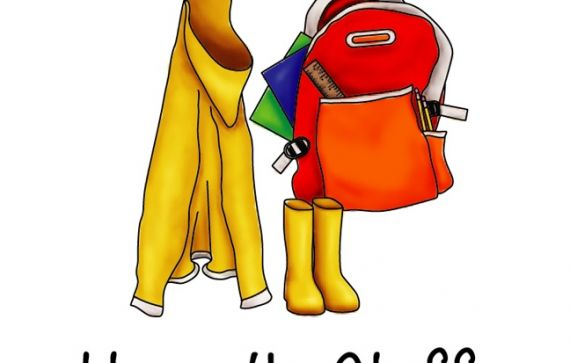 Backpack clipart jacket. And coat clipartuse