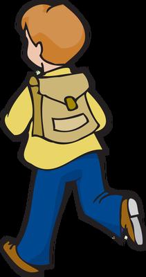 With backpack panda free. Bookbag clipart kid