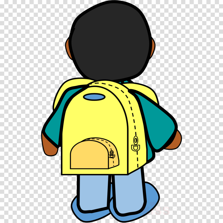 Backpack clipart kid backpack. Child with building materials