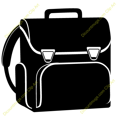 This clip art panda. Backpack clipart laptop bag