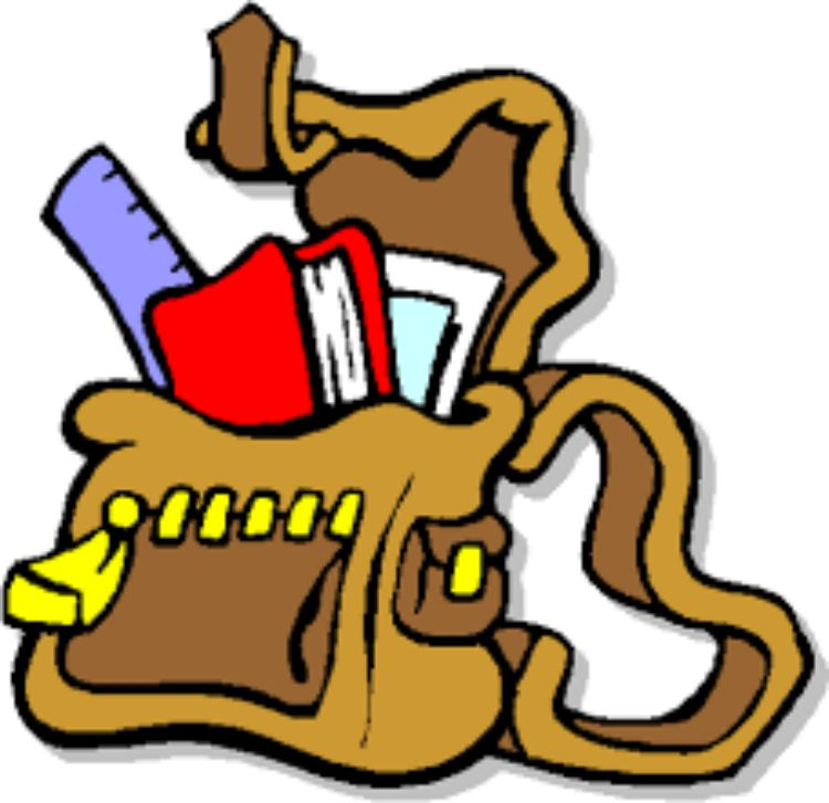 Archives according to stella. Backpack clipart messy