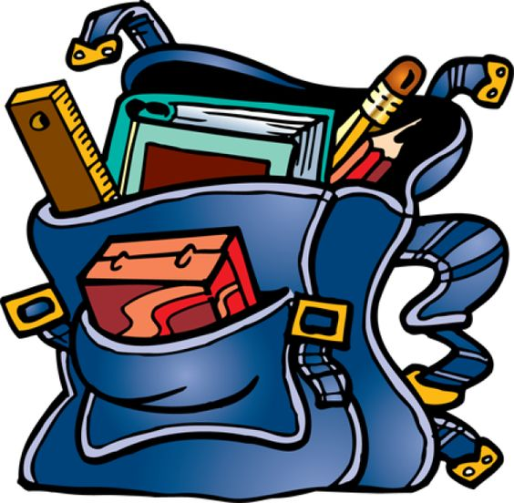 School cliparts zone . Backpack clipart messy