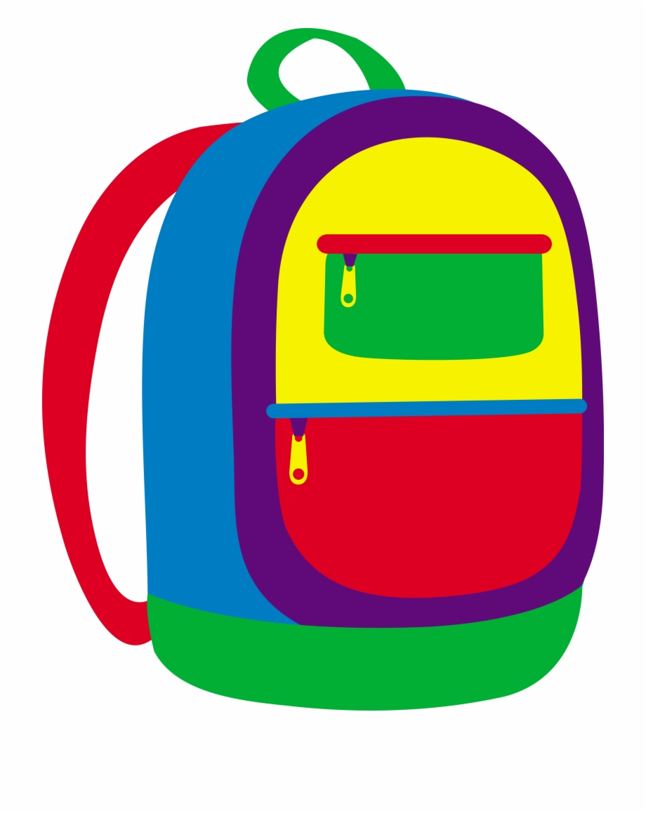 Clip art cliparts and. Backpack clipart object