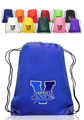 Custom drawstring bags backpacks. Backpack clipart plain