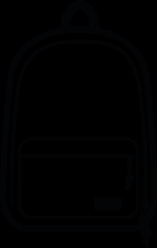 Eastpak official site uk. Backpack clipart plain