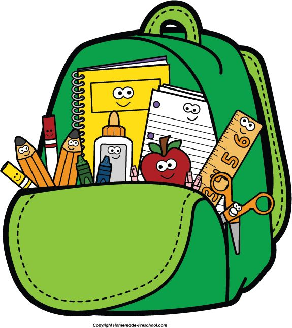 Bag clipart haversack.  best school images