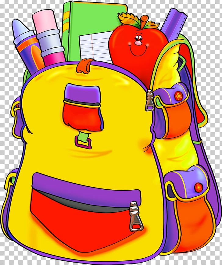 Education supplies png area. Backpack clipart primary school