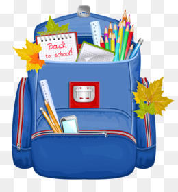 Student blog clip art. Backpack clipart primary school