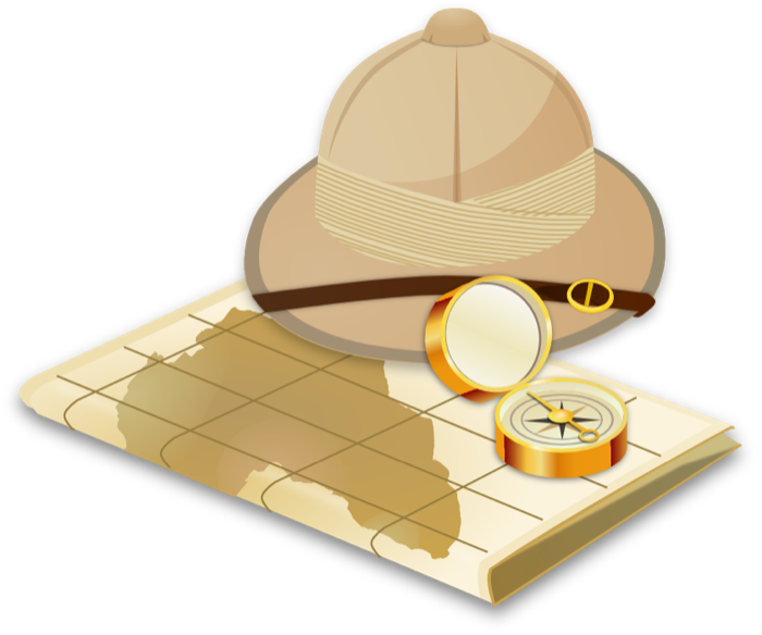 Travel passports luggage and. Hats clipart tourist