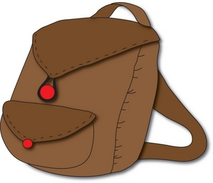 Free image clip art. Backpack clipart school bag