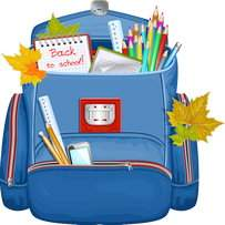 Download students teachers and. Backpack clipart school bag