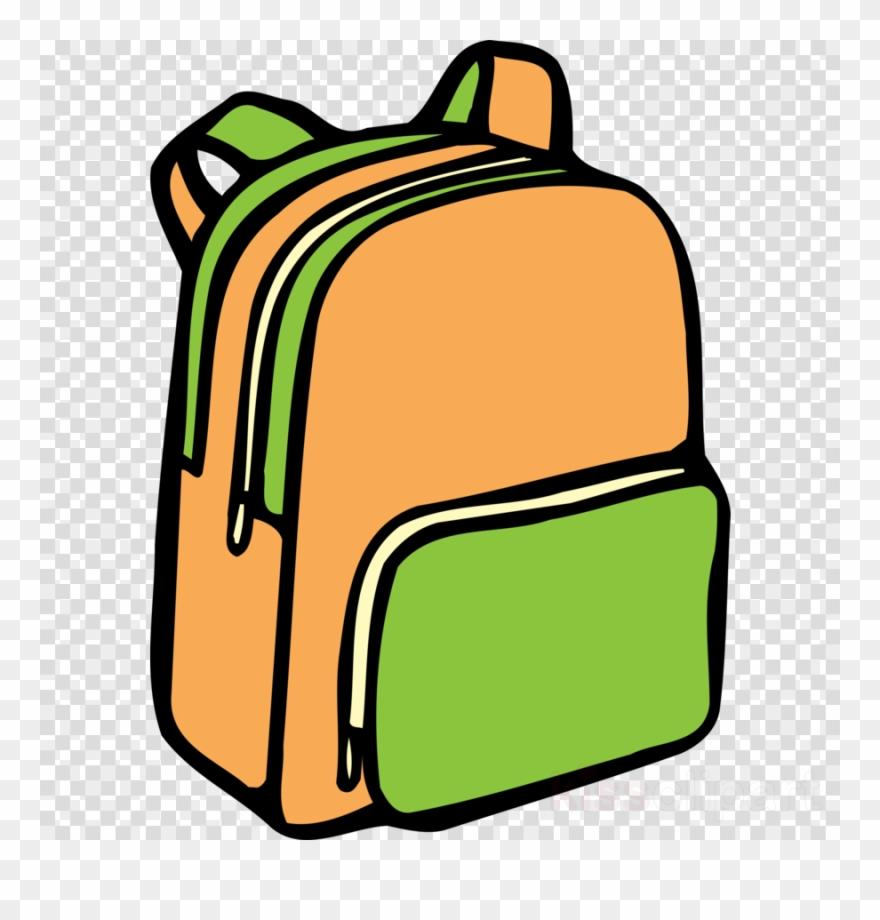 Drawing clip art . Backpack clipart school bag