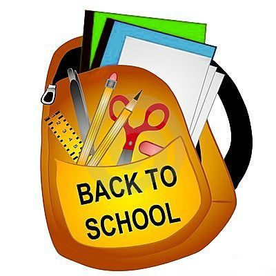 Distribution resourcewest. Backpack clipart school supply