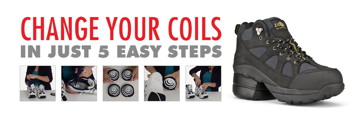 Z coil home page. Backpack clipart shoe