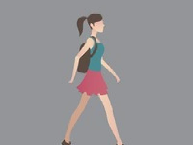 X free clip art. Backpack clipart side view