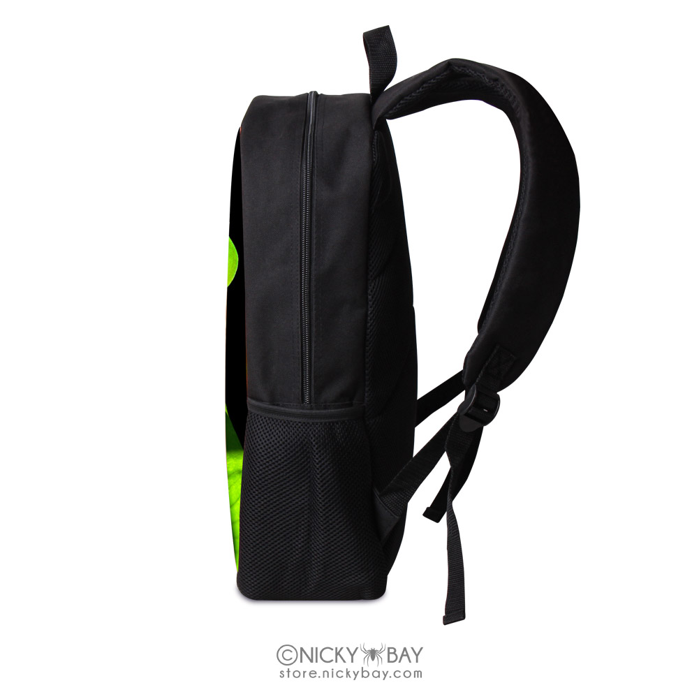 for school travel. Backpack clipart side view