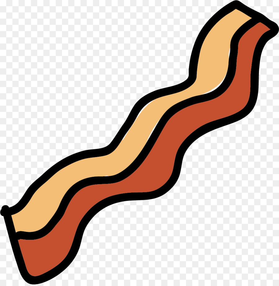Meat barbecue clip art. Bacon clipart
