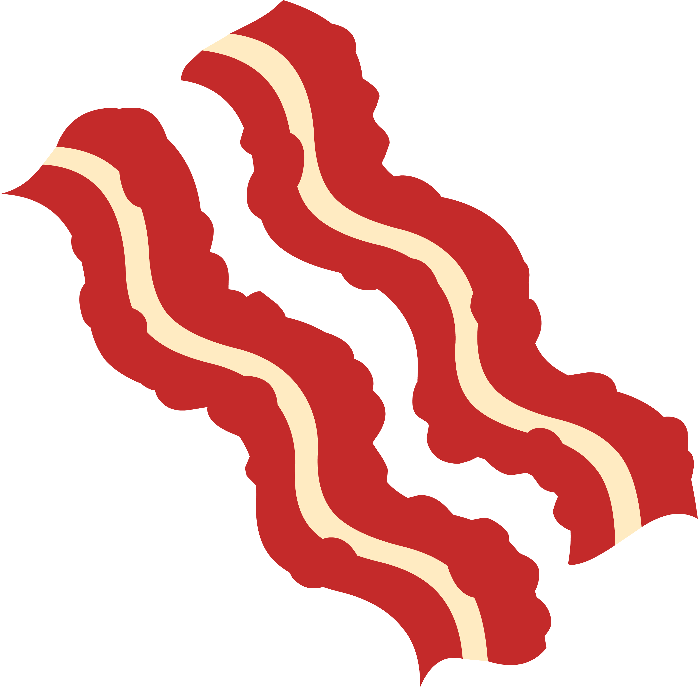 Free cliparts download clip. Bacon clipart