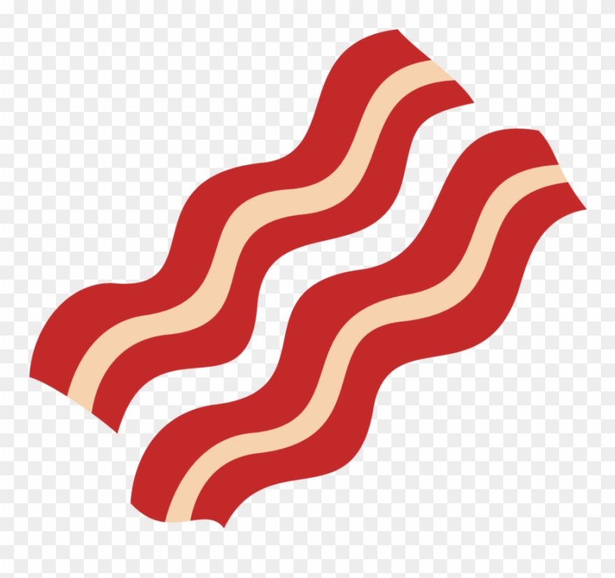 Hq png transparent images. Bacon clipart