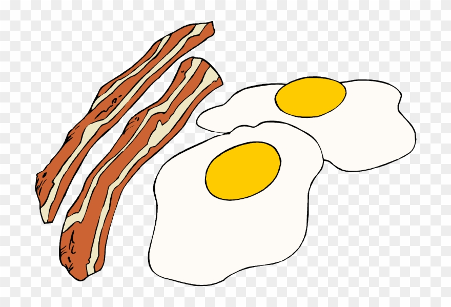 Bacon clipart bacon egg. Day a particularly specific