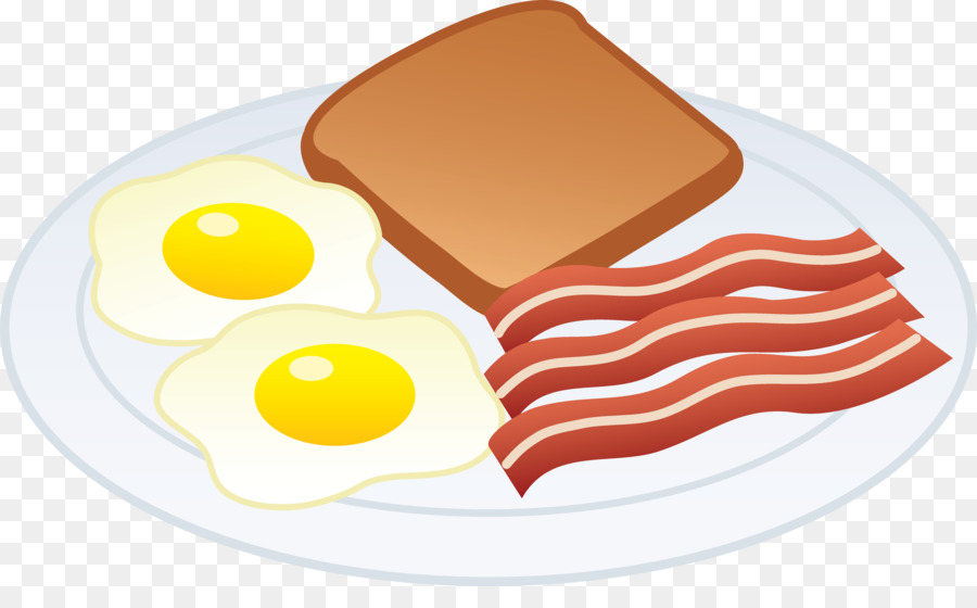 Bacon clipart bacon egg. And cheese sandwich breakfast