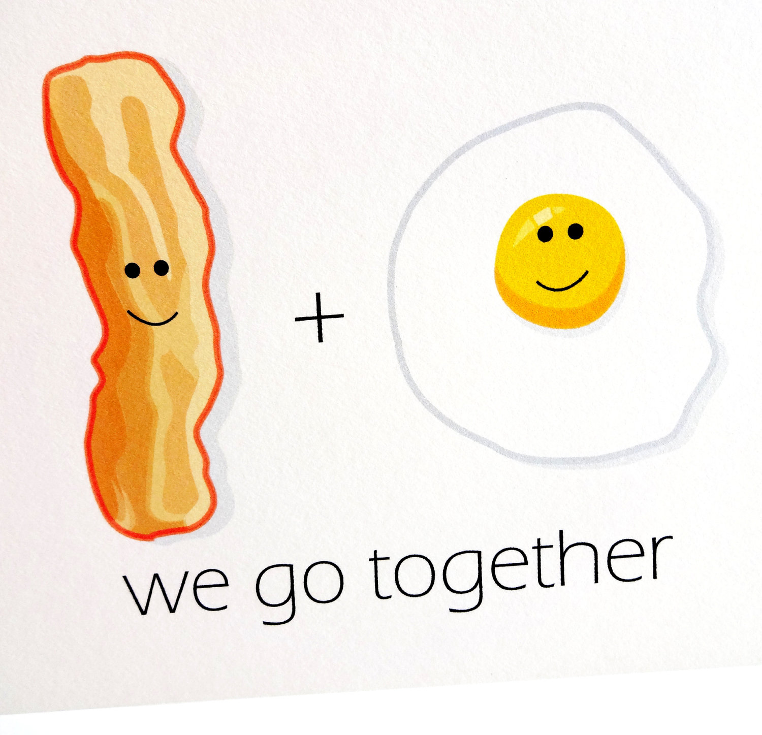 Bacon clipart bacon egg. And eggs drawing at