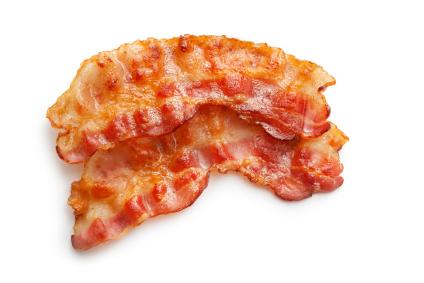 Bacon clipart bacon slice. Page