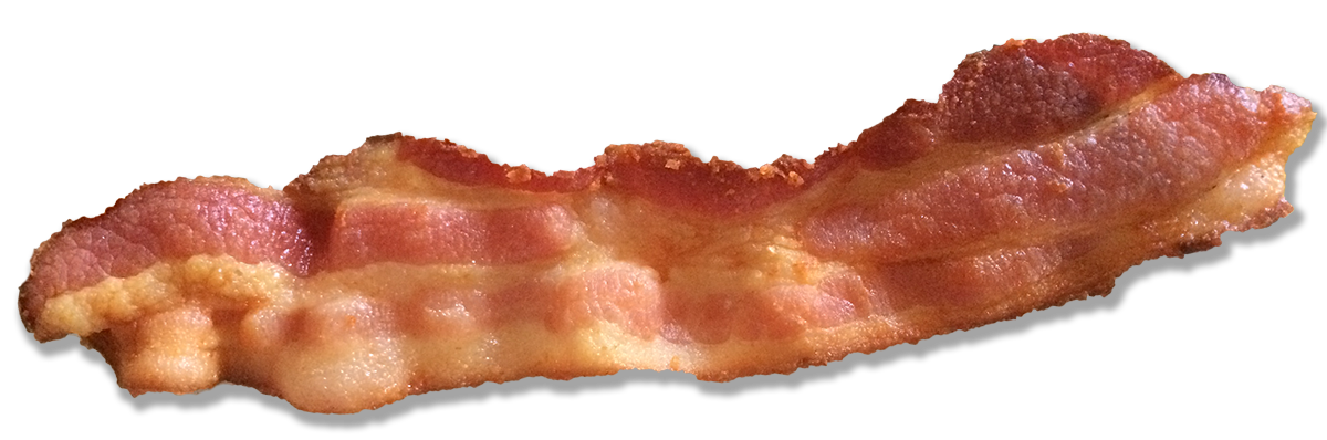Bacon clipart bacon strip. Png transparent images pluspng