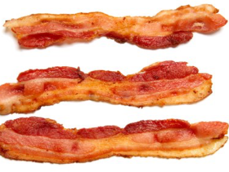 Bacon clipart bacon strip. Nutrition information eat this