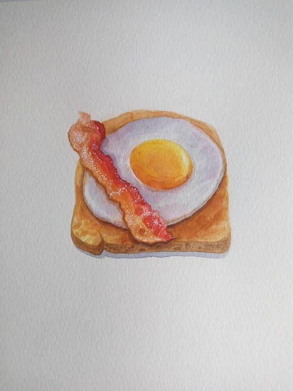 Bacon clipart balanced breakfast.  best eggs images