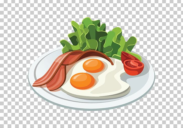 Bacon clipart breakfast. Full png egg and