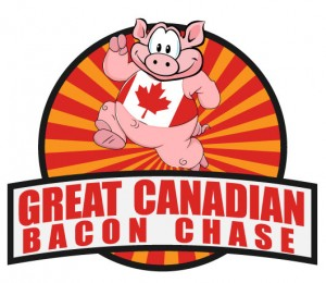 Bacon clipart canadian bacon. The great chase reid