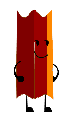 Image png object shows. Bacon clipart character