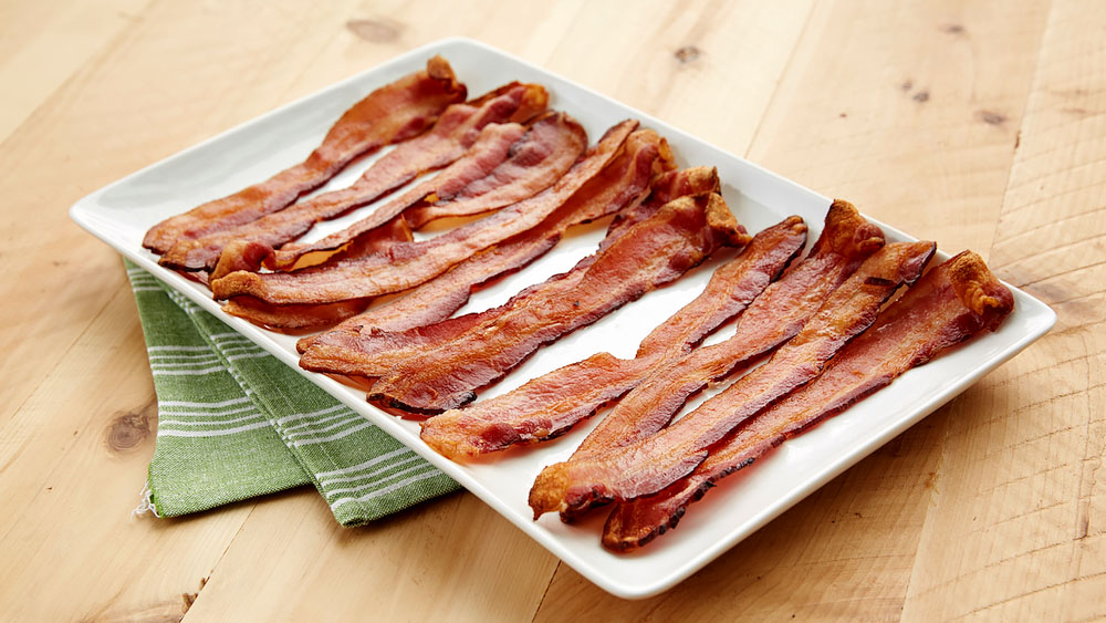 Bacon clipart cooked bacon. How to cook in