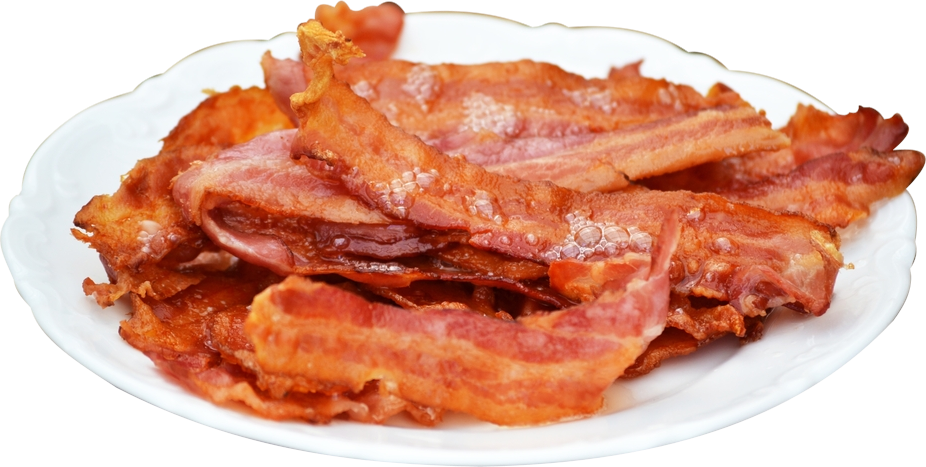 Bacon clipart cooked bacon. Png images transparent free