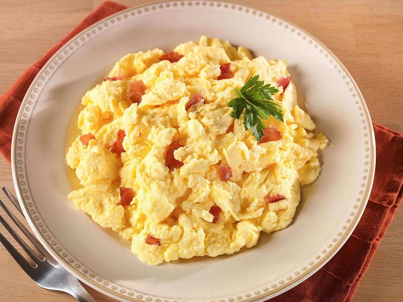 Bacon clipart egg roll. Amazon com mountain house
