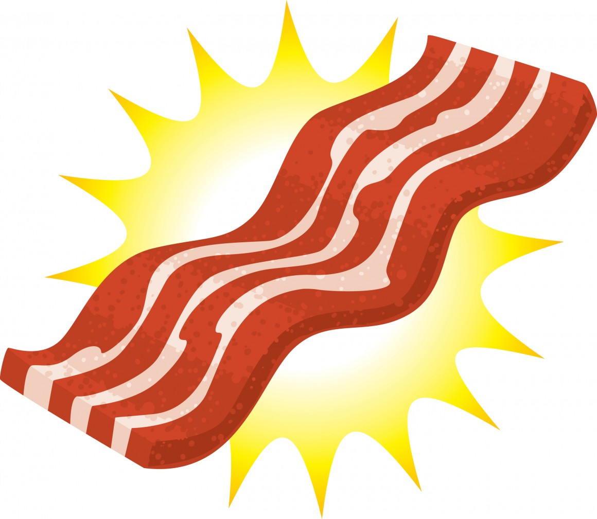 Bacon clipart emoji. Is there a coming