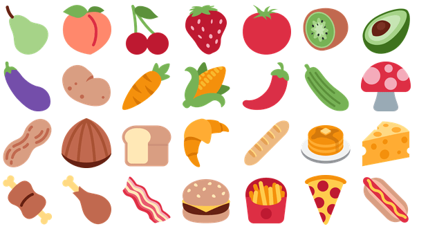Whatsapp for android adds. Bacon clipart emoji