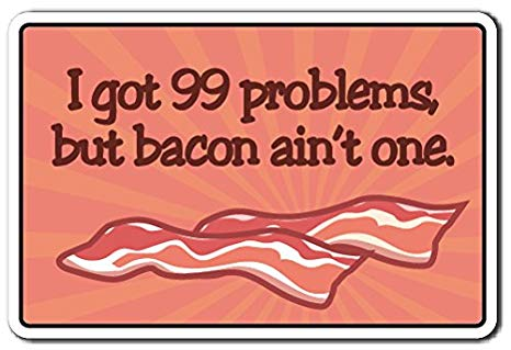 Signmission i got problems. Bacon clipart flatworm
