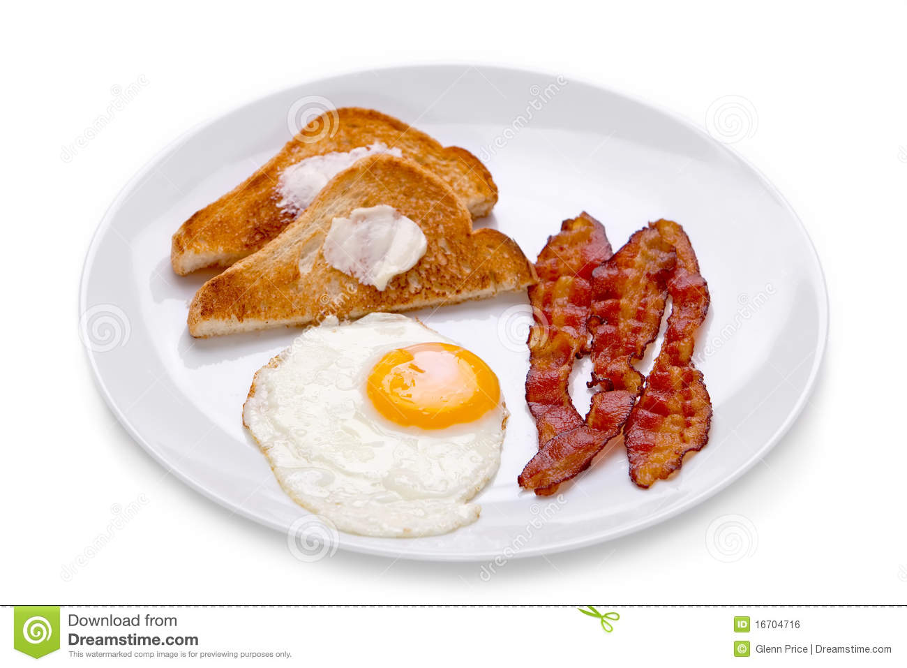 Toast pencil and in. Bacon clipart fried egg