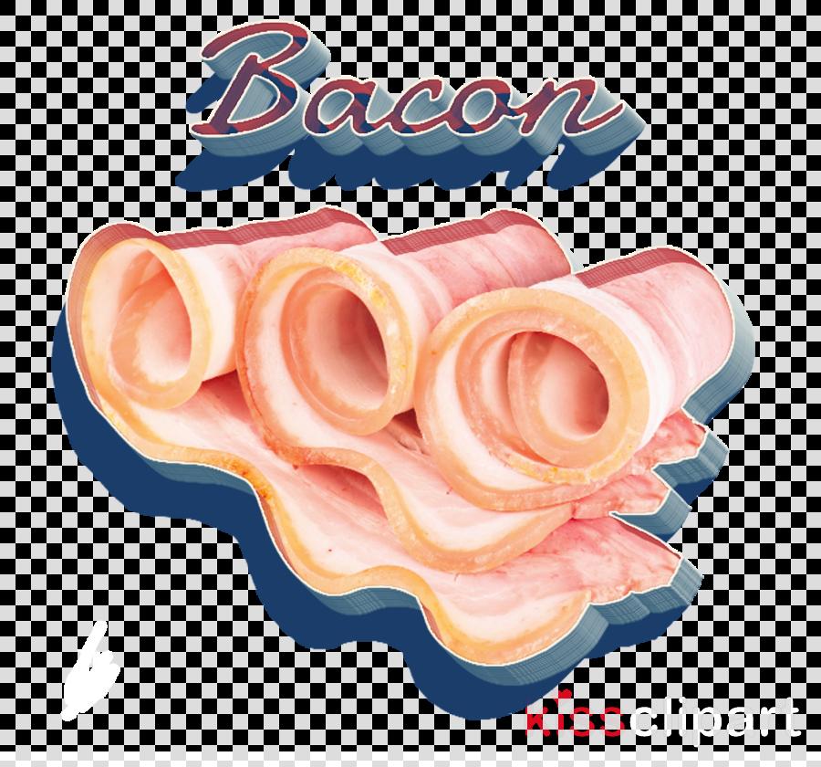Clip art meat . Bacon clipart ham