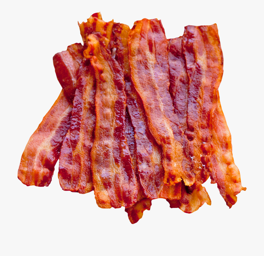 Bacon clipart pink food. Hq png images free