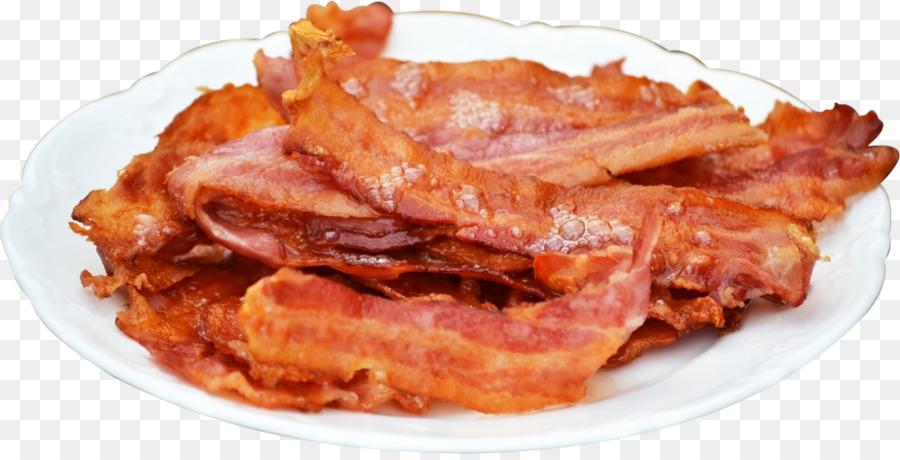 Blue ribbon festival brunch. Bacon clipart pork food