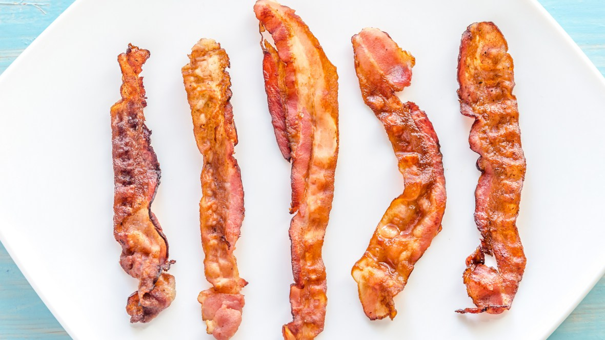 The most common arguments. Bacon clipart processed meat